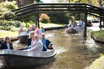 Fluistervaren Giethoorn - Belterwiede Restaurant Wanneperveen Overijssel
