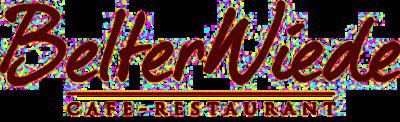 Logo Belterwiede Cafe Restaurant en Cafetaria