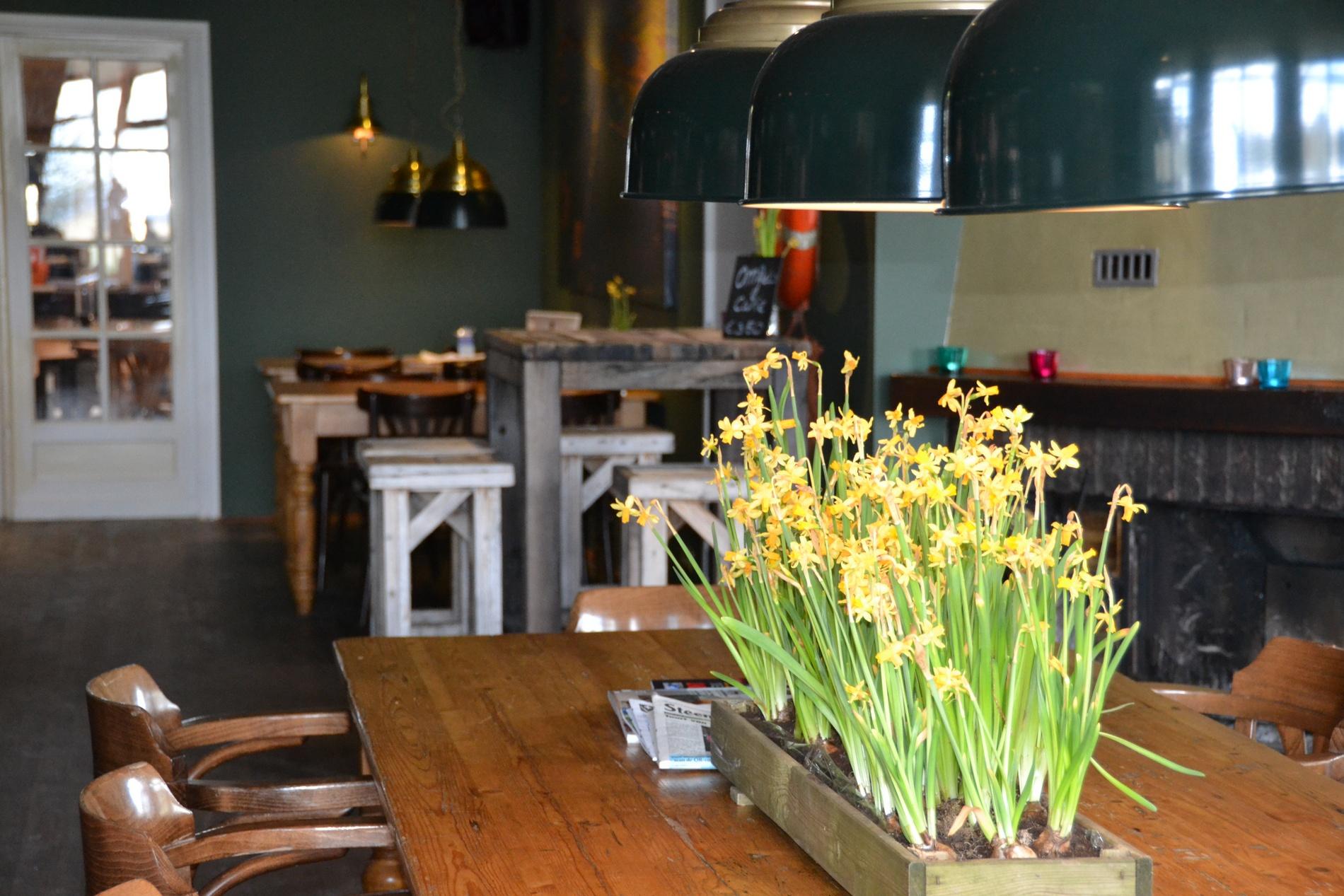 Cafe Belterwiede Wanneperveen (nabij Giethoorn en Staphorst)