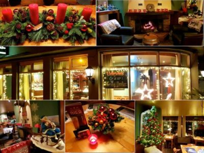 Kerst Belterwiede Restaurant Wannepeveen - Kerstbrunch - Kerstdiner