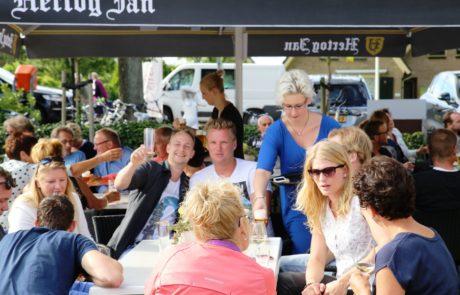 Terras Belterwiede Restaurant Wanneperveen