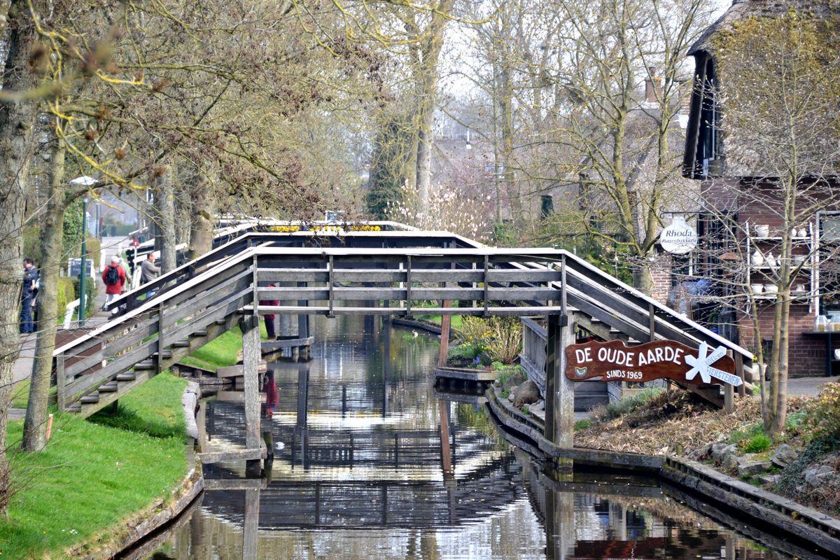 Vakantie Giethoorn Overijssel - Weerribben Wieden